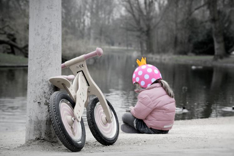 EGG en bicicleta y JugueteseIdeas