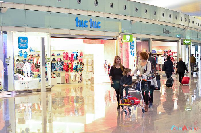 Viajar en familia_El aeropuerto de Barcelona_Familias Activas-14
