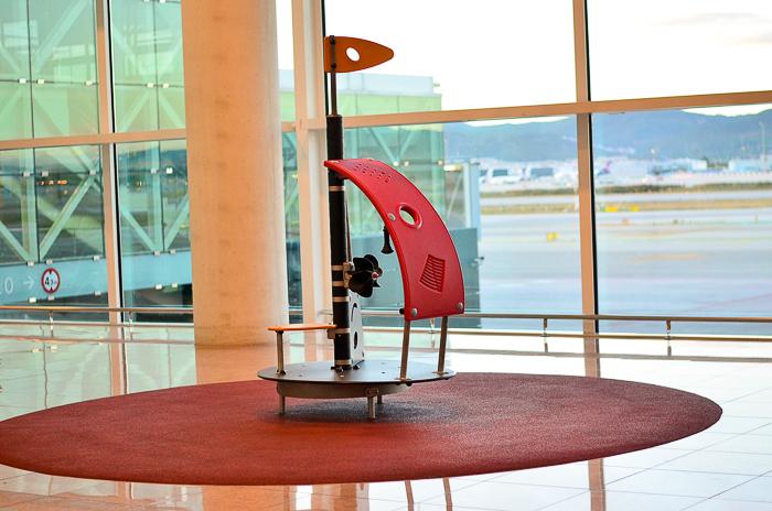 Viajar en familia_El aeropuerto de Barcelona_Familias Activas