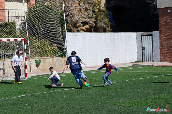 actividades en familia futbol en Maddock Sports-Blog familias activas-13