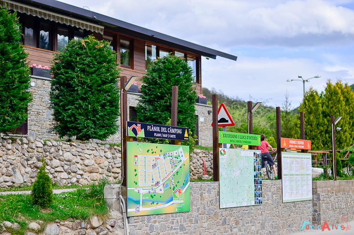 Camping para familias La Vall de Camprodon-Familias Activas-65