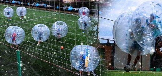 BubbleFootballFamiliasactivas