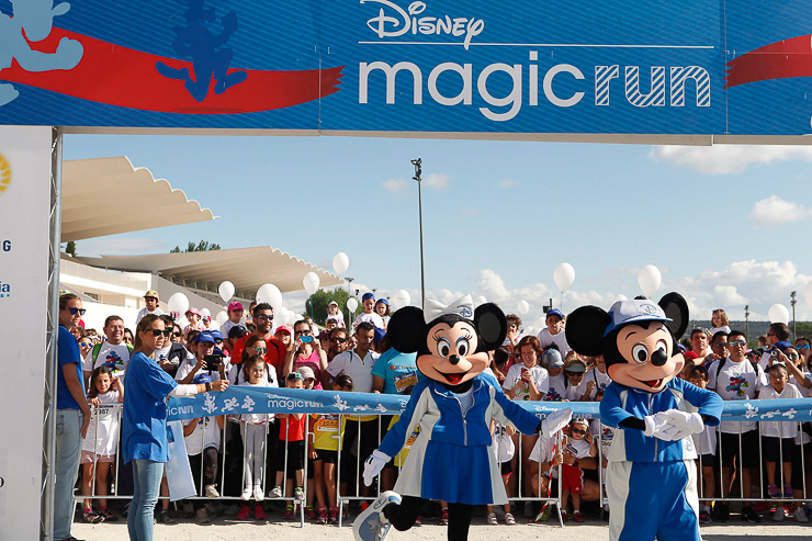 Disney Magic Run - Madrid