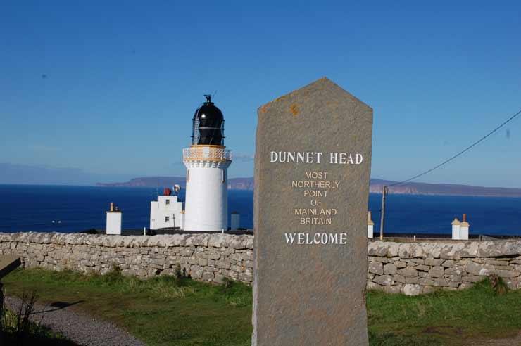 Escocia en familia: misterio natural