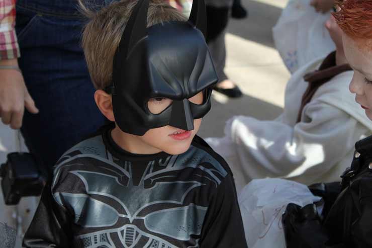 Planes para celebrar Halloween en familia