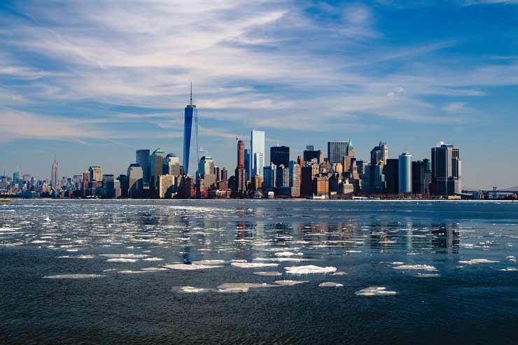 Nueva York: viaje con los niños en Navidad