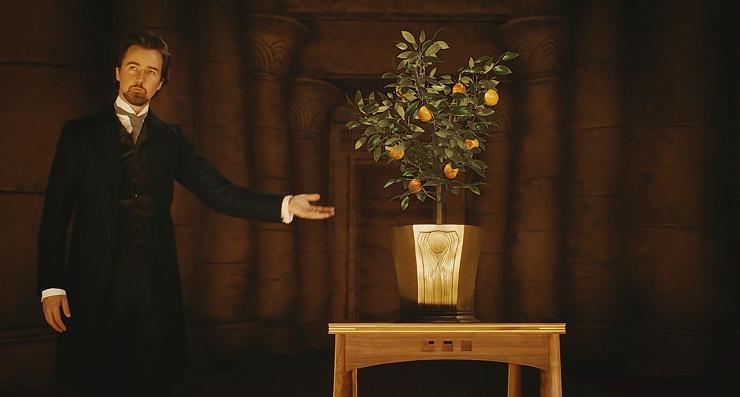 Edward Norton tuvo que aprender números de magia reales antes de empezar el rodaje
