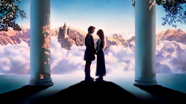 """El amor inmortal de los cuentos de hadas-""""La princesa prometida"""" (1987)"""