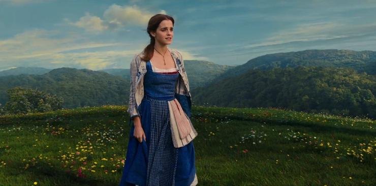 Emma Watson interpreta a Bella, una de las princesas Disney más queridas.
