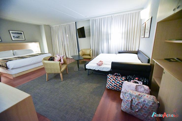 Hotel holiday inn andorra el m s familiar del principado for Hotel familiar andorra