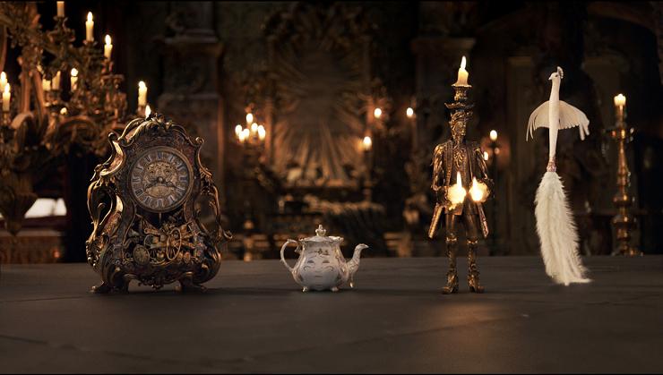 Los personajes animados cuentan con grandes voces en la versión original.