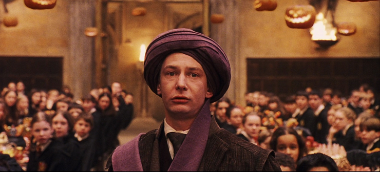 Lord Voldemort puede adoptar numerosas caras