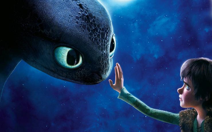 """""""Cómo entrenar a tu dragón"""" es una de las películas animadas más hermosas de los últimos años."""
