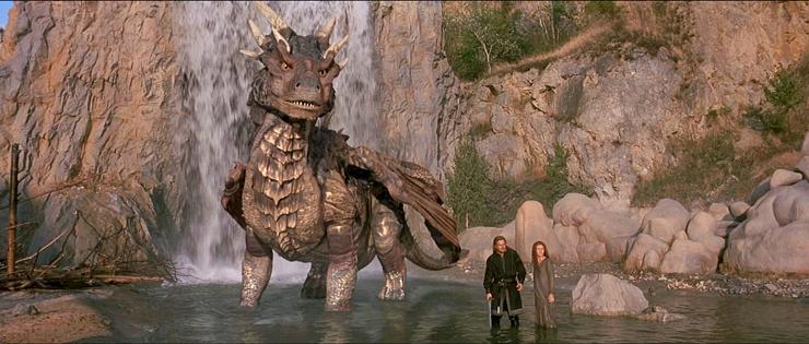 Draco, el último y majestuoso dragón.