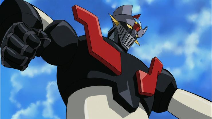 Mazinger Z, uno de los clásicos del anime japonés.