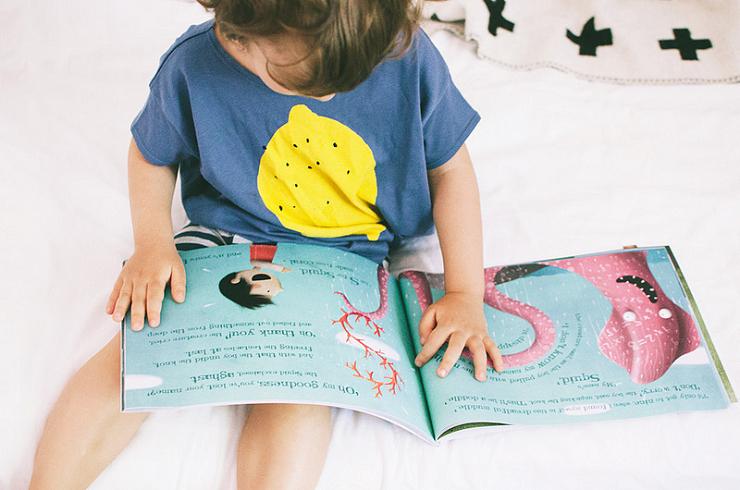 Un cuento ideal para sorprender e iniciar a la lectura a nuestros hijos.