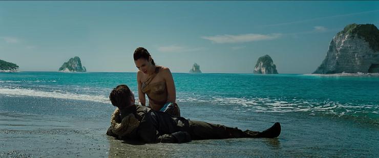 """Aventura, romance y grandes hazañas son los ingredientes del éxito de """"Wonder Woman""""."""