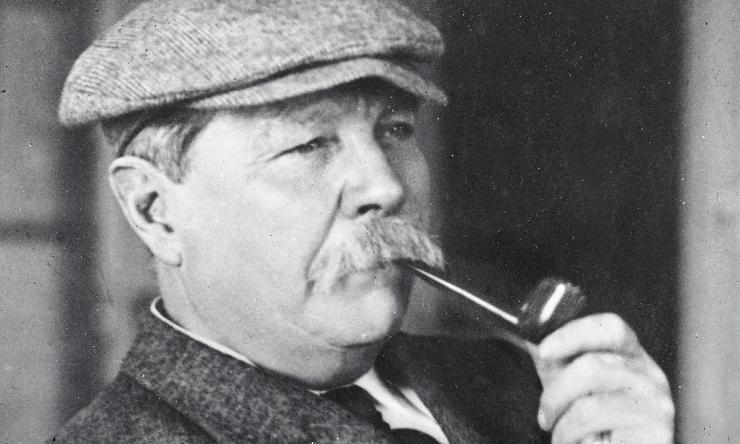 Arthur Conan Doyle, creador de Sherlock Holmes