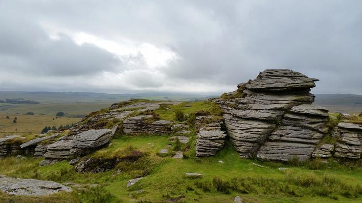 Los páramos de Dartmoor en el condado de Devon inspiraron los escenarios de la tercer novela de Sherlock.