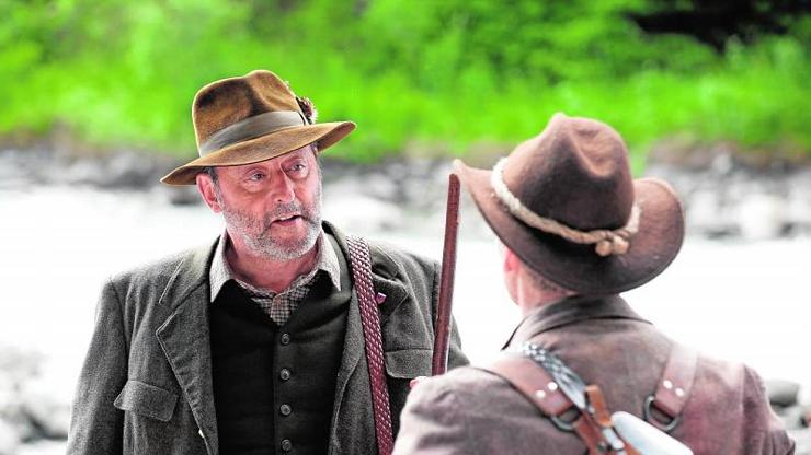 El reconocido actor Jean Reno participa en este film sobre la protección de la naturaleza.