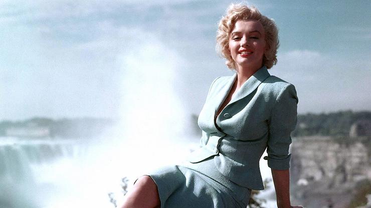 """Marilyn Monroe y su imagen mítica en la película """"Niágara"""""""