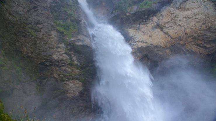 La catarata de Reichenbach es uno de los lugares de obligada visita para todo fan de Sherlock
