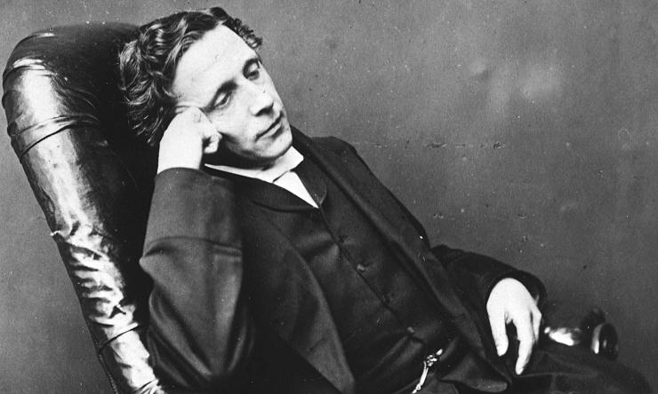 Lewis Carroll fue uno de los alumnos más ilustres del college.