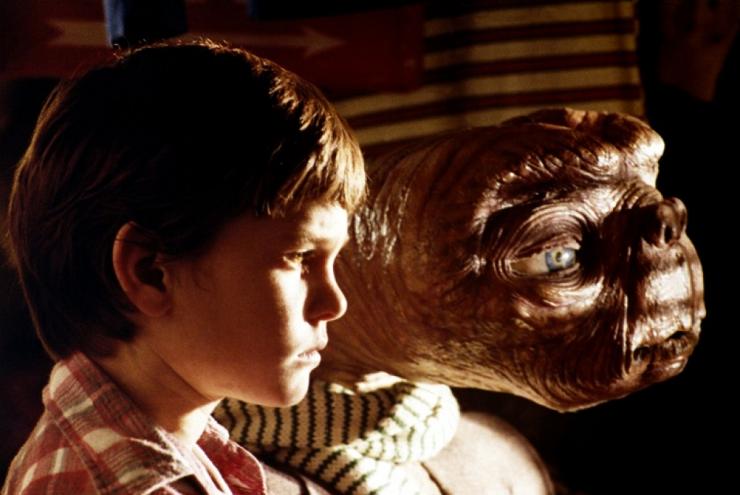 "La música de ""E.T."" es un auténtico viaje sensorial."