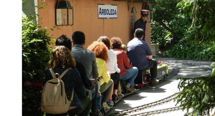 actividades museo del ferrocarril