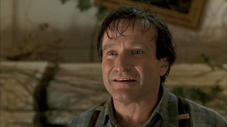 Robin Williams ponía su sello mágico a todas las películas que hacía.
