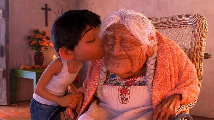 """""""Coco"""" es una película sobre el recuerdo, pero también sobre el olvido."""