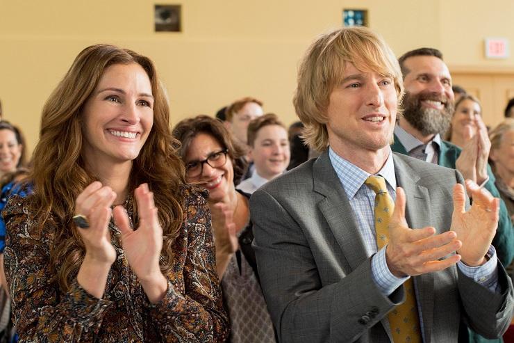 """""""Wonder"""" cuenta en su reparto con Julia Roberts y Owen Wilson"""