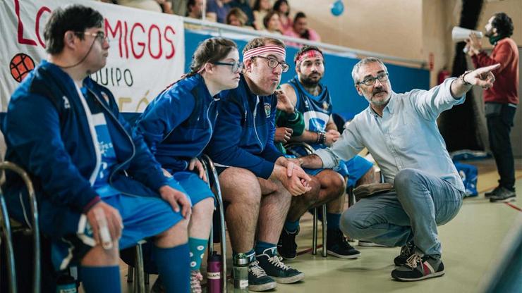 """Javier Fesser cuenta en """"Campeones"""" con diez actores no profesionales"""