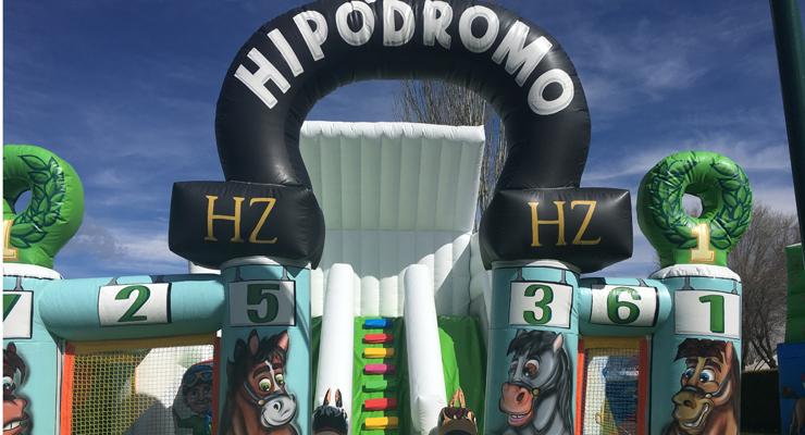 El Hipódromo de la Zarzuela