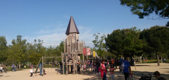 parque ciudad de los niños