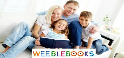 weeblebooks leer en familia familias activas