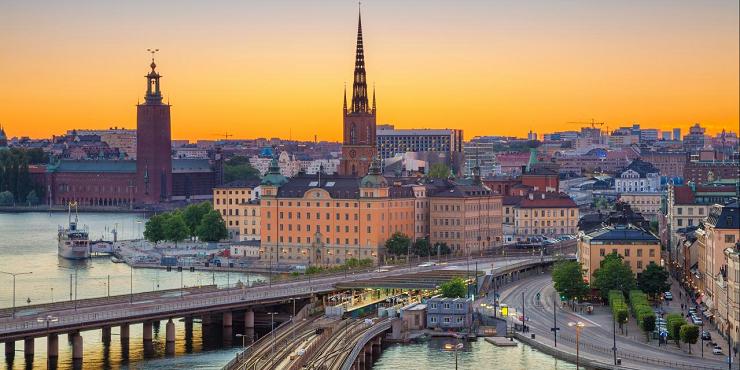 La bellísima Estocolmo esconde el fascinante Museo Vasa