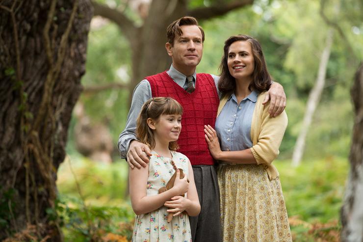 Los valores familiares vuelven a ser el tema principal de una película de Disney.