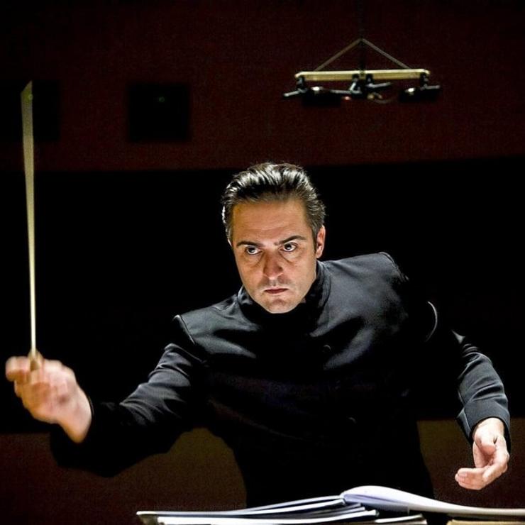 Constantino Martínez-Orts contagia con su energía la pasión por la música de cine.