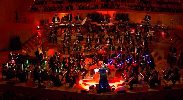 La música de cine en directo en sinónimo de emoción, sentimiento que demuestra en cada uno de sus eventos la FSO.