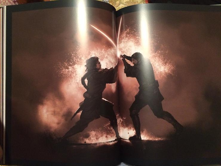 En este libro podrás revivir algunos duelos épicos como el de Battle of Heroes.