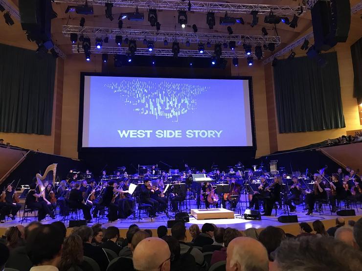 La Orquesta Sinfónica de Barcelona y Nacional de Catalunya nos ha traído grandes conciertos de películas míticas.