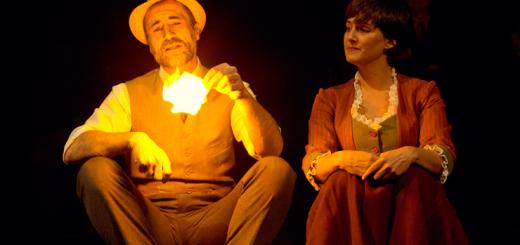visitas teatralizadas Teatro Lara