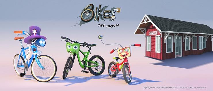 bikes-pelicula-animacion-española