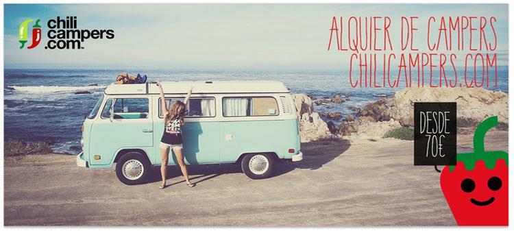 Blog de familias activas - viajar en familia - Chilicampers