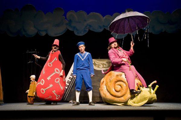 El petit Dalí de Únics Produccions, teatro en familia