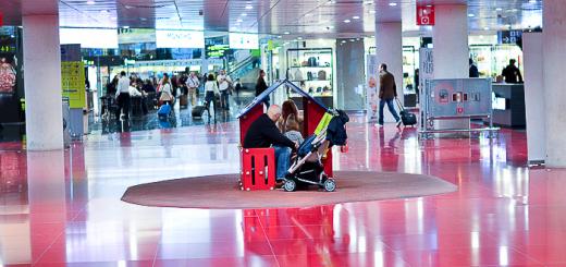 Viajar en familia_El aeropuerto de Barcelona_Familias Activas-11
