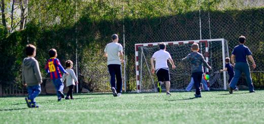 actividades en familia futbol en Maddock Sports-Blog familias activas-6