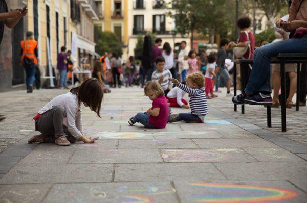 Malakids, el festival urbano para padres e hijos