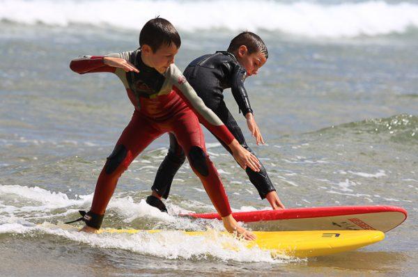 Sorteo de un curso de surf para dos personas
